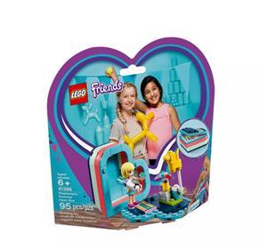 LEGO Stephanies sommerliche Herzbox 41386