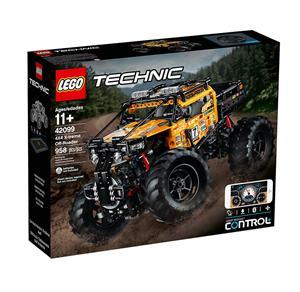 LEGO 4x4 X-Treme Off-Roader 42099