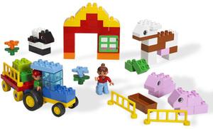 LEGO Duplo Ultimativ Bauernhofset 5488