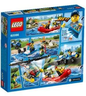 LEGO LEGO Starter-Set City Lego City, 5-12 Jahre 60086