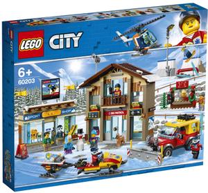 LEGO Ski Resort 60203