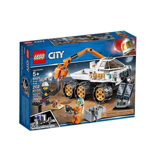 LEGO Rover-Testfahrt 60225