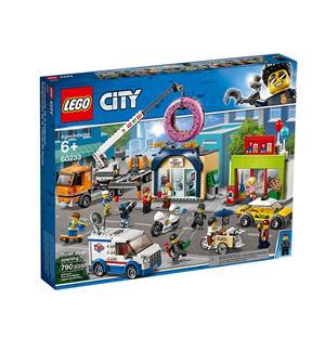 LEGO Grosse Donut-Shop-Eröffnung 60233