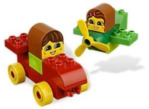 LEGO Flieg mit! Fahr los! 1.5-4 Jahre Lego Duplo 6760