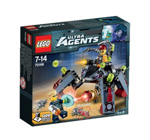 LEGO Spyclops-Infiltration Lego Ultra Agents, 7-14 Jahre 70166
