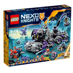 LEGO Jestros Monströses Monster-Mobil (MoMoMo 70352