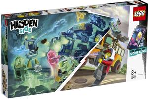 LEGO Spezialbus Geisterschreck 3000 70423