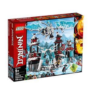 LEGO Festung im ewigen Eis 70678