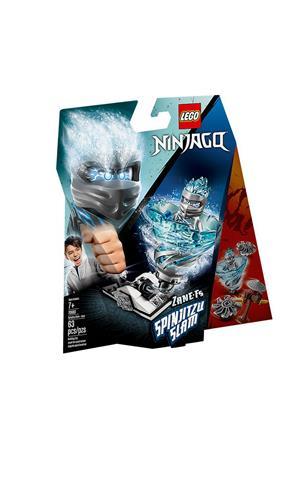 LEGO Spinjitzu Slam – Zane 70683