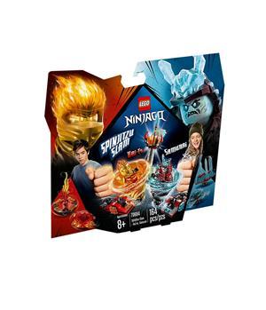 LEGO Spinjitzu Slam – Kai vs. Eis-Samurai 70684