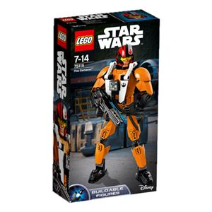 LEGO Actionfigur Poe Dameron Lego Star Wars, 7-14 Jahre, Figur über 25 cm gross 75115