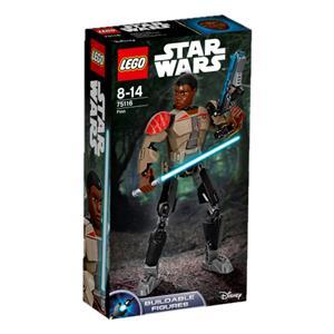 LEGO Actionfigur Finn Lego Star Wars, 8-14 Jahre, Figur über 25 cm gross 75116