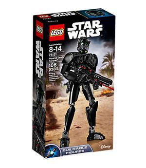 LEGO Imperial Death Trooper Lego Star Wars, 8-14 Jahre 75121