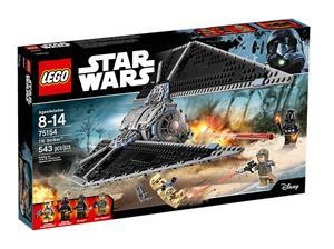 LEGO TIE Striker Lego Star Wars, 8-14 Jahre, mit 4 Minifiguren 75154