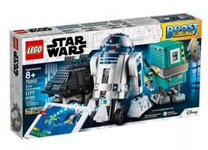 LEGO Boost Droide Lego Star Wars, 1177 Teile, ab 8+ 75253A1