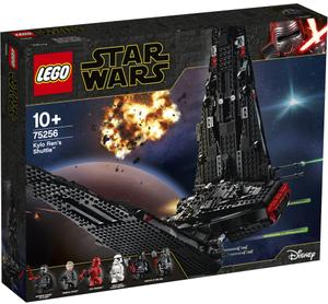 LEGO Kylo Rens Shuttle Lego Star Wars, 1005 Teile, ab 10 Jahren 75256