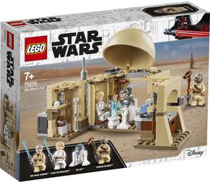 LEGO Obi-Wans Hütte Lego Star Wars, 200 Teile, ab 7 Jahren