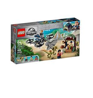 LEGO JW Diophosaurus auf der Flucht