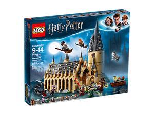 LEGO Die grosse Halle von Hogwarts, Lego Harry Potter ab 9 Jahren 75954
