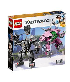 LEGO D.Va & Reinhardt 75973A1