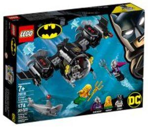 LEGO Batman im Bat-U-Boot Lego DC Univers, 174 Teile, ab 7+ 76116A1