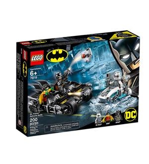 LEGO Batcycle-Duell