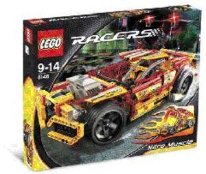 LEGO Nitro Muscle 8146