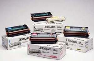 "Lexmark 10E0042 Toner, yellow, 10'000s<br> (yellow<font color=""#FFFF00"">O</font> Lexmark Toner yellow 10'000 Seiten ) 10E0042"