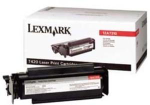 Lexmark LEXMARK Toner-Modul Standard schwarz 12A7310