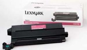 Lexmark Lexmark Toner, magenta 12N0769