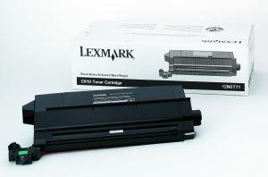 Lexmark Lexmark Toner, black 12N0771