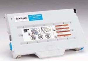 Lexmark LEXMARK Toner cyan f. C720 15W0900