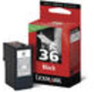 Lexmark Tintenpatrone 36 RP schwarz IB18C2130E