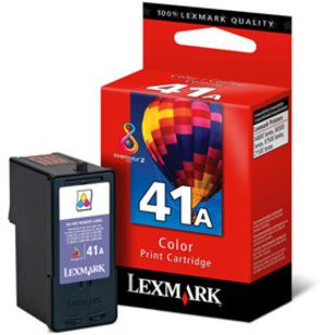 Lexmark Tintenpatrone 41 RP color 18Y0341E