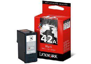 Lexmark Tinte schwarz Nr. 42A X4850 18Y0342E
