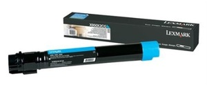 Lexmark XS955de Toner cyan 22.000 Seiten Return Programme 22Z0009