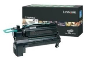 Lexmark XS796x Toner schwarz Standardkapazität 20.000 Seiten 1er-Pack Return Programme 24B5835