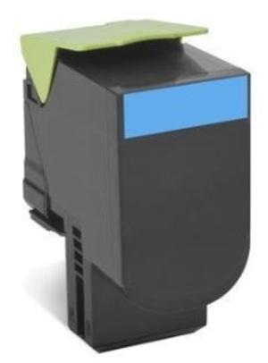 Lexmark XC2132 Toner cyan Standardkapazität 3.000 Seiten 1er-Pack 24B6008