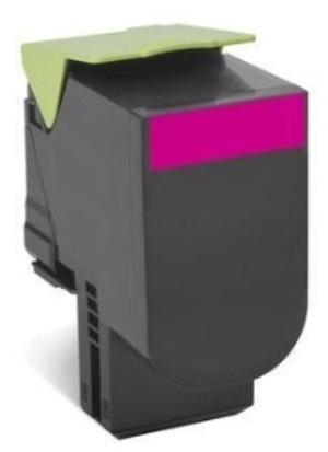 Lexmark XC2132 Toner magenta Standardkapazität 3.000 Seiten 1er-Pack 24B6009