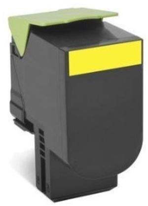 Lexmark XC2132 Toner gelb Standardkapazität 3.000 Seiten 1er-Pack 24B6010