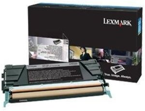 Lexmark M3150, XM3150 Toner schwarz 16.000 Seiten return program 24B6186