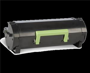 Lexmark Toner-Modul return schwarz 60F2000