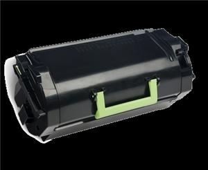 Lexmark Toner-Modul return EHY schwarz 62D2X00