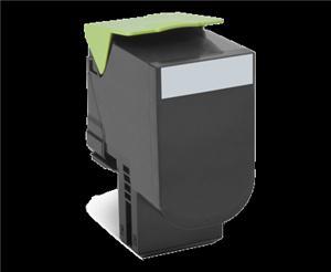 Lexmark Toner-Modul return schwarz 70C20K0