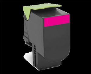 Lexmark Toner-Modul return magenta 70C20M0