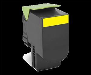 Lexmark Toner-Modul return yellow 70C20Y0