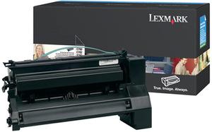 Lexmark Toner schwarz f. C780/782 C780H2KG