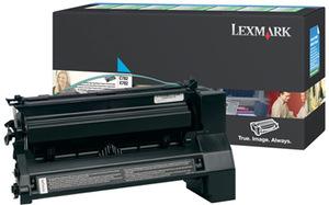 Lexmark Toner-Modul EHY return cyan C782X1CG