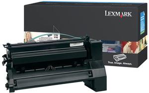Lexmark Toner schwarz f. C782/X782 C782X2KG