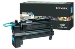 Lexmark Toner-Modul HY return cyan C792X1CG